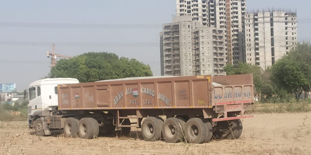 Hyva Truck Rental Services in Gurgaon