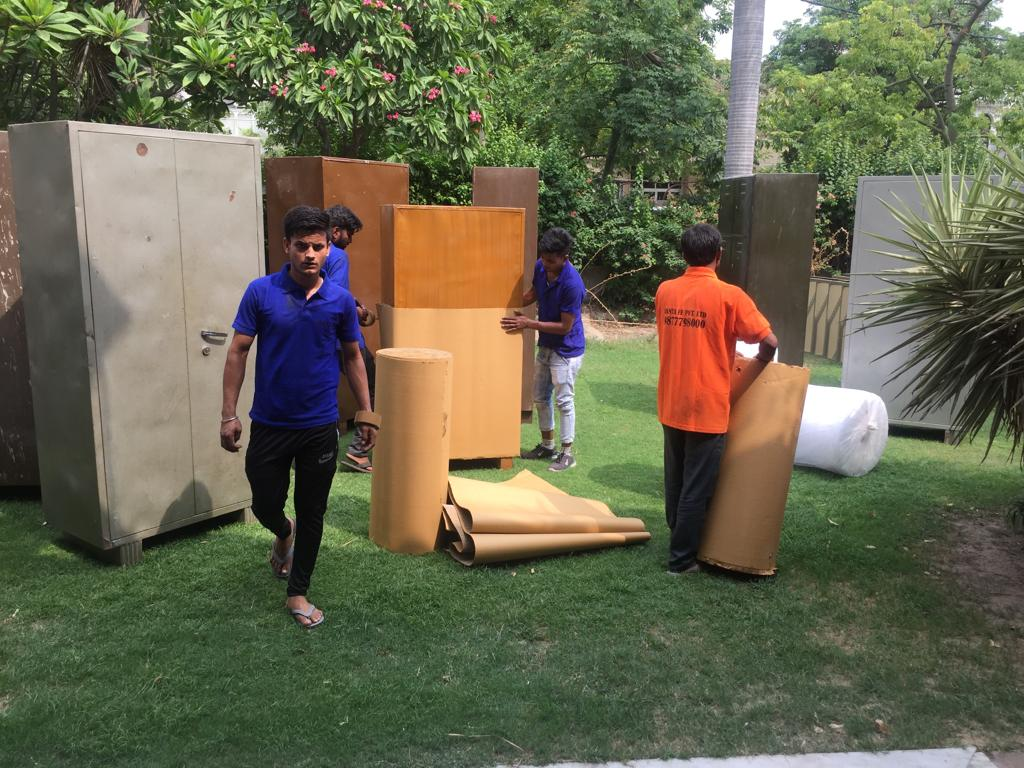 Packers and Movers BTM Layout